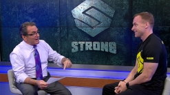 """NBC's """"Strong"""" Trainer Eyes Win"""