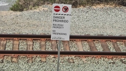 Del Mar Rail Tracks Fatal