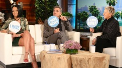 'Ellen': Rihanna, Clooney Play 'Never Have I Ever'