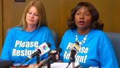 Veteran's Group: Filner Sexually Harassed Rape Victims
