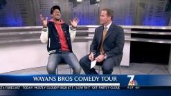 Marlon Wayans Stops By NBC 7