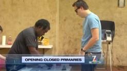 Politically Speaking: Closed Primaries vs. Open Primaries