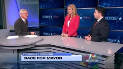 Race for Mayor on Politically Speaking
