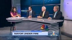 Mayor Under Fire: Politically Speaking