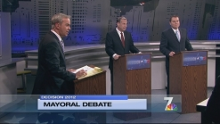Mayoral Candidates Respond to State Pension Law
