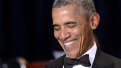 Obama Roasts GOP Candidates at WH Correspondents' Dinner