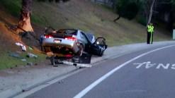 Crash in Carlsbad Injures 2