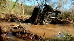 Mom Recalls Teen's Rescue from Storm-Swollen Creek