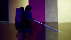 Custodians Disinfect School After Virus Outbreak