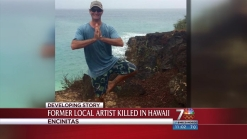 Family, Friends Plan Memorial Benches in Honor of Artist