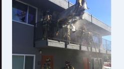 Apartment Fire Determined to be Arson: SDFD