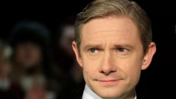 Martin Freeman Dishes On