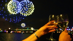 Wine and Dine on New Year's Eve