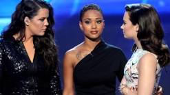 Paige Thomas Shocked By Her 'X Factor' Elimination