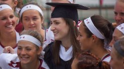 Student Critically Injured in Crash Beats Odds to Walk at Graduation
