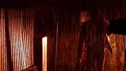 Rain Falls in Mountain View