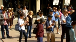 Rally Held to Recruit Volunteers for Filner Recall Movement