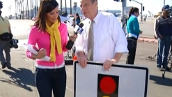 Filner Shuts Down Red Light Cameras