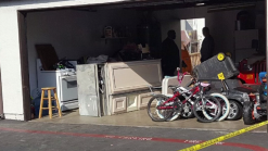 San Diego Child Killed By Falling Fridge