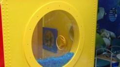 Rady's Unveils LEGO Waiting Room