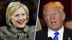 Clinton, Trump Win Big in Primaries