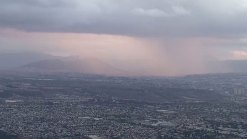 Scattered Showers Possible in San Diego