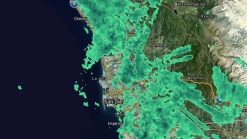 Winter Storm Brings Rain, High Surf to San Diego