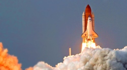 Shuttle Endeavour Blasts into Space After Month's Delay