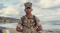 USMC Holds Celebration of Life for Lance Cpl Carlos Segovia Lopez