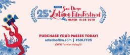 2018 San Diego Latino Film Festival