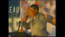 Portion of Junior Seau's Retirement Speech