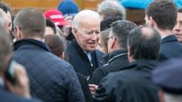 Joe Biden Talks Ideals in Presidential Run Announcement