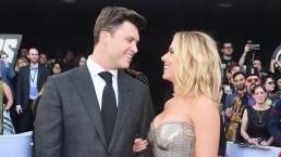Scarlett Johansson, Colin Jost Are Engaged