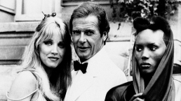 A Look Back at Roger Moore's Career as James Bond
