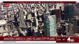 Amazon Cancels NYC Headquarters Plan