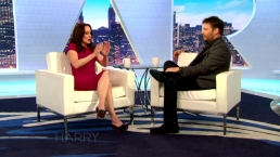 Patricia Heaton on 'Harry'