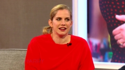 Anna Chlumsky Talks Bad Language With Harry