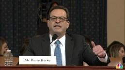 Dem. Counsel Compares Trump to Nixon