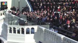 Aretha Franklin Sings at Barack Obama's 2009 Inauguration