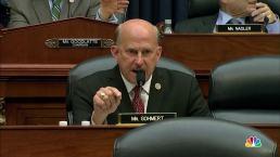 Rep. Gohmert Invokes FBI Agent Strzok's Marriage in Hearing