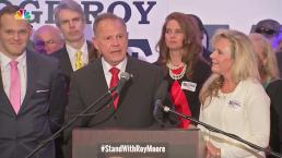 Alabama GOP Senate Candidate Roy Moore Holds News Conference After Two New Accusers Emerge