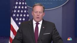 Spicer Discusses Administration's Position on Marijuana