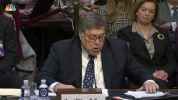 William Barr Says Special Counsel Mueller Will Be Allowed to 'Finish His Work'