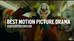 Golden Globe Nominations: Best Picture Drama