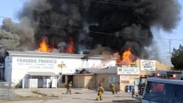 Fire Engulfs Escondido Butcher Shop