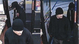 2 Sought in '2 Shotguns and a Pistol' Robberies