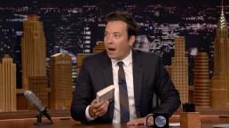 'The Tonight Show': Jimmy Fallon's Do Not Read List