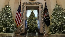 First Lady Unveils White House Christmas Decorations
