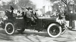 Inauguration Parade Vehicles Throughout History