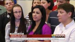 Jury Speaks After Aaron Hernandez Sentencing